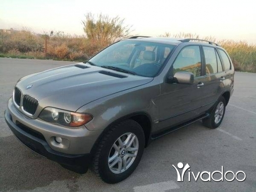 BMW in Tripoli - Bmw x5 3.0 v6