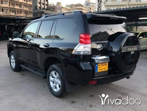 Toyota in Beirut City - 2012 Prado TXL