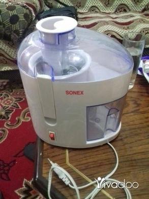 Appliances in Beirut City - عصارة ماركة سونيكس بليندر