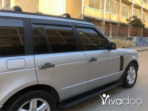Rover in Tripoli - رنج كتير نضيف