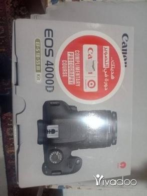 Cameras, Camcorders & Studio Equipment in Jbeil - Camera Canon EOS 4000D
