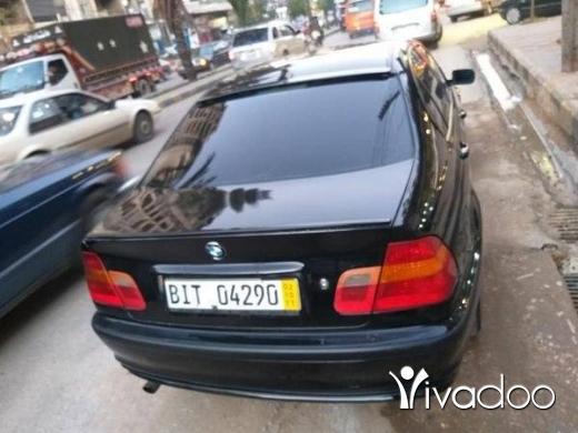 BMW in Tripoli - 318 المانية