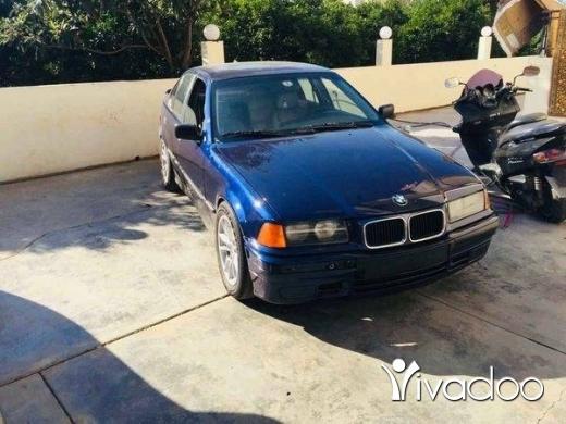 BMW in Minieh - أوتومتيك ٣٢٥
