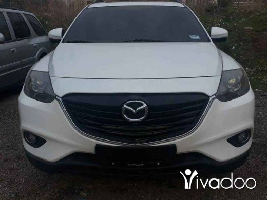 Mazda in Tripoli - Cx9 Model 2010 Look 2015