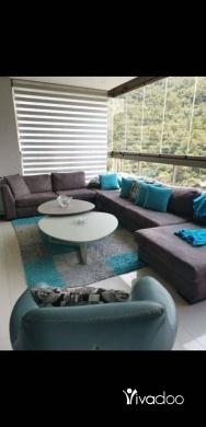 Villas in Beirut City - للبيع شقة مميزة جدا في الربوة ٢٢٠ م مواصفات فيلا شك مصرفي $$ تل 71654955
