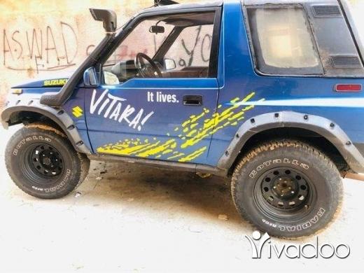 Suzuki in Tripoli - suzuki vitara