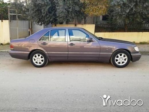 Mercedes-Benz in Tripoli - 300s