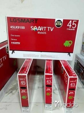TV, DVD, Blu-Ray & Videos in Beirut City - lg smart
