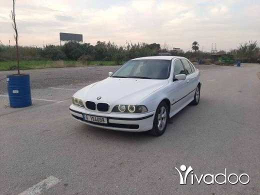 BMW in Tripoli - Bmw 523 m. 2000