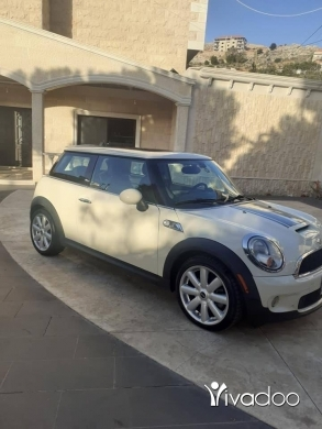 Mini in Beirut City - Mini cooper s 2007