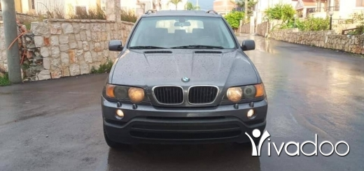 BMW in Beirut City - X5 / 70791026 / 2002 / (٣٣ مليون)
