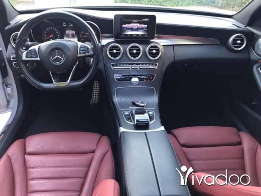 Mercedes-Benz in Tripoli - ⚫️ Mercedes C300 AMG Kit 2015