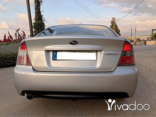 Subaru in Tripoli - سبارو ليجاسي