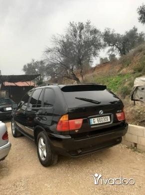 BMW in Beirut City - Bmw X5 3.0 2001 kayen