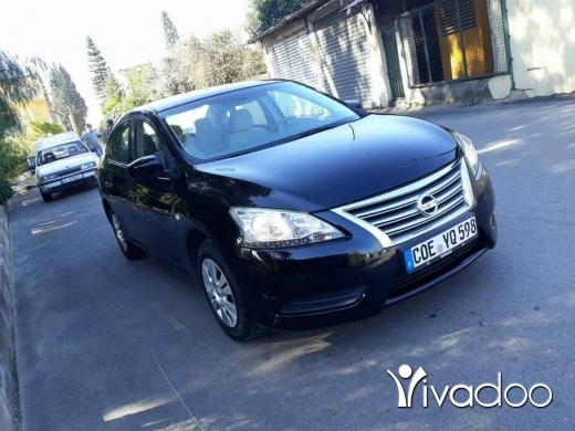 Nissan in Tripoli - Nissan sentra 2013 khar2a 7500$