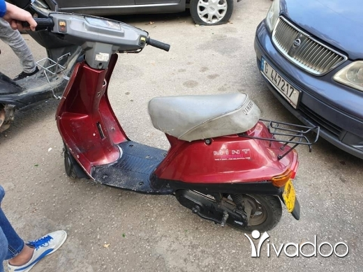 Motorbikes & Scooters in Tripoli - V150 w mint