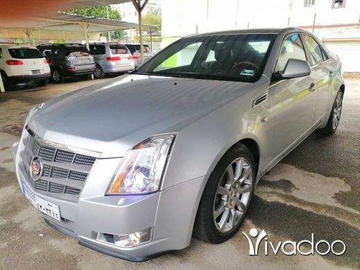 Cadillac in Beirut City - 2009 Cadillac CTS 4 V6 3.6LTR 60 miles