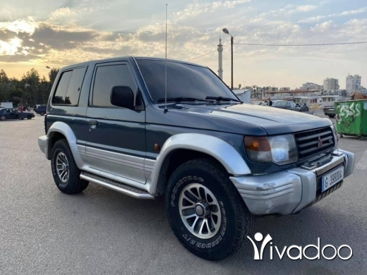 Mitsubishi in Beirut City - Pajero 3.0 automatic