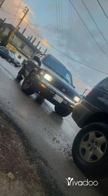 Nissan in Tripoli - نيسان باثفندر