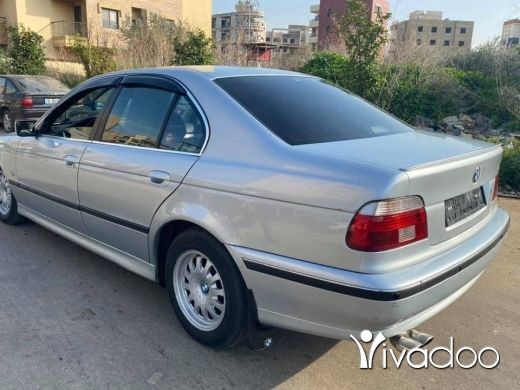 BMW in Majd Laya - bmw 523i model 97 mafia bi2aa