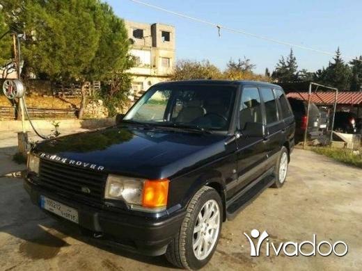 Rover in Taalabaya - نيو رنج انقاض موديل 98
