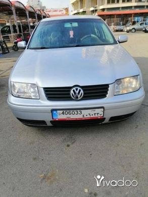 Volkswagen in Majd Laya - golf getta