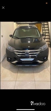 Honda in Beirut City - honda crv 2013 exl turning