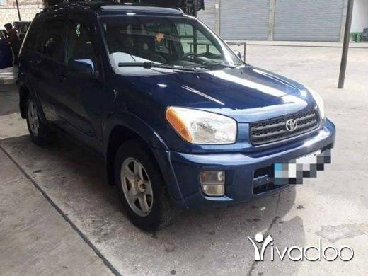 Toyota in Sour - Rav4