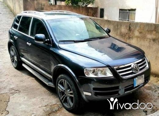 Volkswagen in Safra - Vw touareg