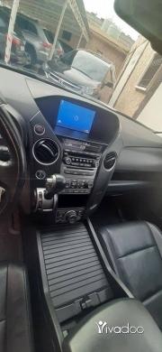 Honda in Beirut City - Honda pilot touring 2014