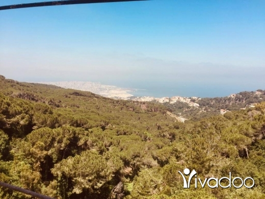 Apartments in Broumana - L06771- Apartment for Sale in Broumana With a Breathtaking View