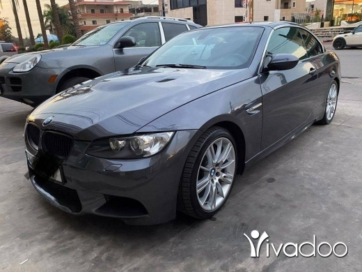 BMW in Zgharta - Bmw E93 328 convertible look M3 original 2007
