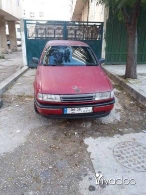 Opel in Tripoli - Opel vectra 1992