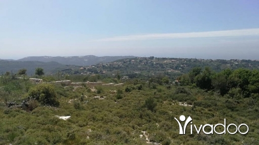 Land in Toula - L04599 - Revised Lower Price: Land For Sale in Toula Batroun