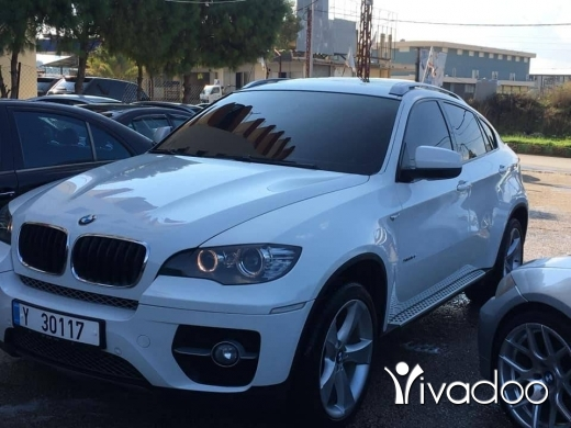 BMW in Tripoli - BMW X6 mod 2010 full option call 03172009