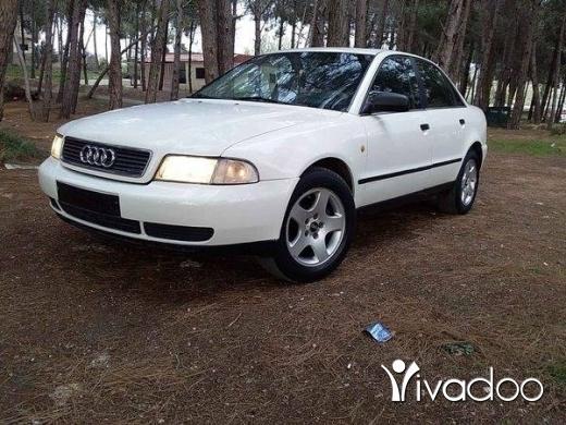 Audi in Akkar el-Atika - Audi 98