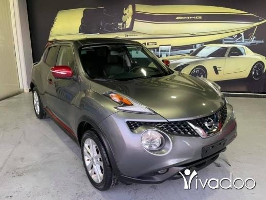 Nissan in Tripoli - nissan juke 2015