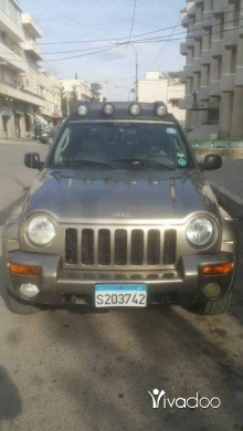Jeep in Sarba - Model 2004