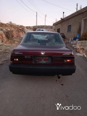 Honda in Beirut City - بحمدون بعلشمية