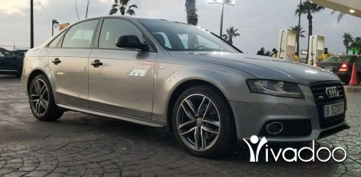 Audi in Beirut City - 2009 Only 80.000KM Company Source Excellent like NEW