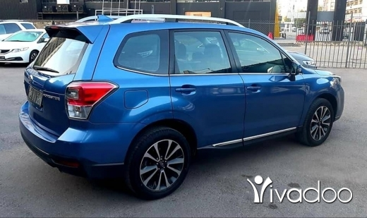 Subaru in Beirut City - 2016 Forester Limited in perfect condition