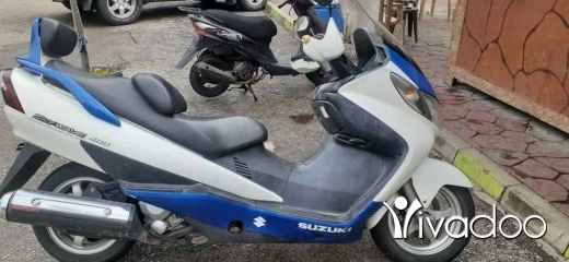 Motorbikes & Scooters in Beirut City - Skywave 400