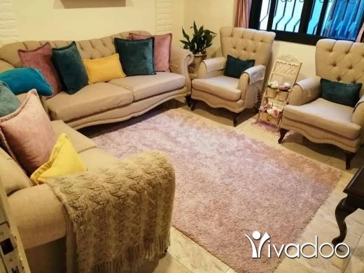 Home & Garden in Tripoli - صالون كتير مرتب
