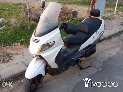 Motorbikes & Scooters in Beirut City - skywave 250cc