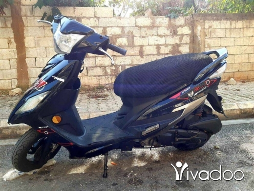 Motorbikes & Scooters in Beirut City - Sold  · ‎هاوجو‎