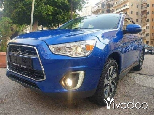 Mitsubishi in Beirut City - ASX