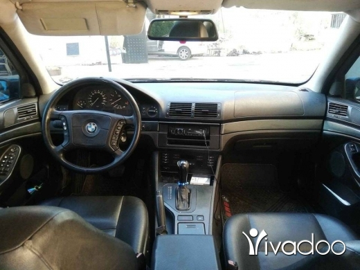 BMW in Nabatyeh - bmw e39 moter 528 look M5