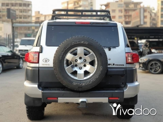 Toyota in Beirut City - FJ Cruiser in Excellent condition No accidents