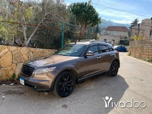 Infiniti in Beirut City - Infinity fx 35 sport package