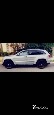 Jeep in Beirut City - grand cherokee limited hemi 2012 like new